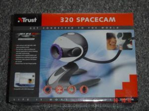 320 SPACECAM TRUST KAMERA INTERNETOWA